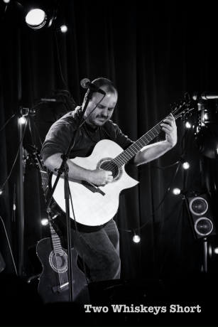 Andy Mckee / photograph by Calum McMillan