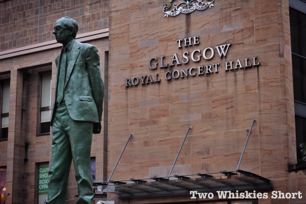 Glasgow Royal Concert Hall // photograph by Calum McMillan