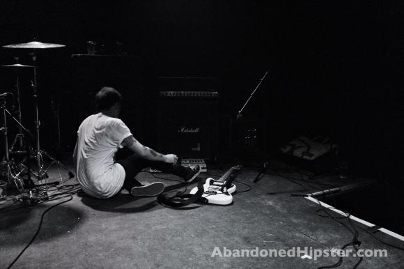 Swallows @ Audio // photograph by Calum McMillan