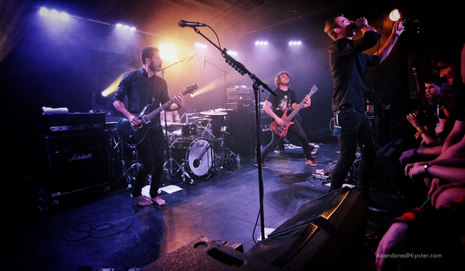 Karnivool and the Gift of a Downgrade