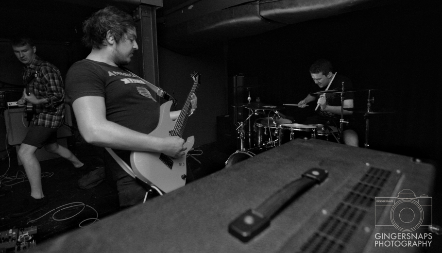 Through a Lens: Sectioned @ Broadcast,Glasgow