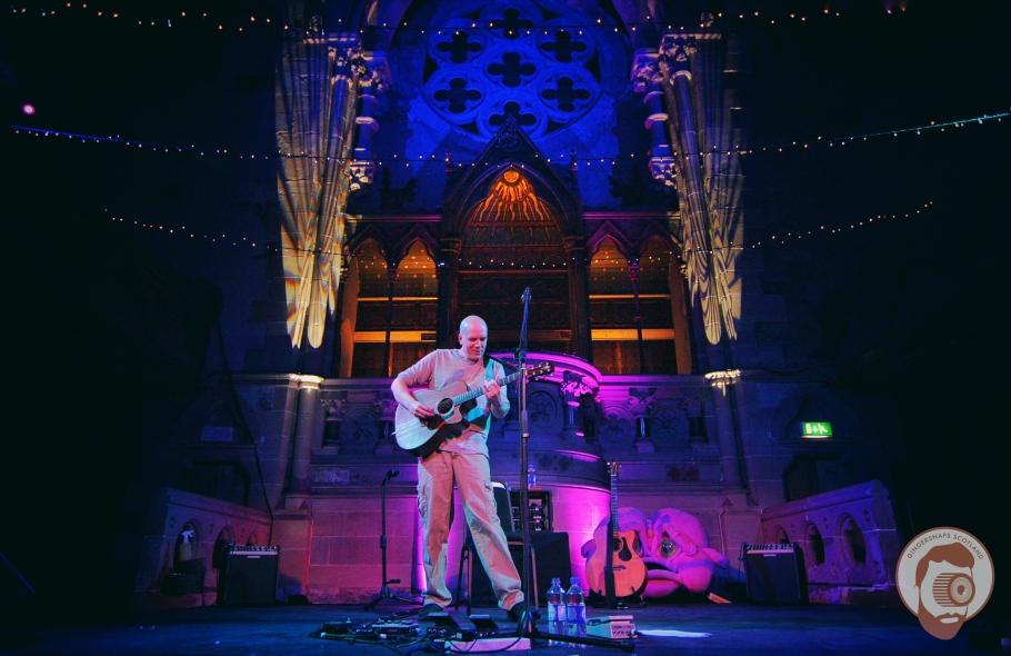 Devin Townsend's masterclass in sincerity @ Cottiers Theatre,Glasgow