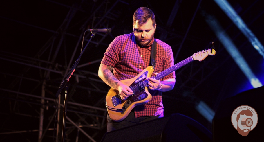 Thrice // photograph by Calum McMillan