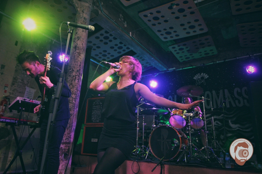 Through A Lens: Rolo Tomassi @ Stereo,Glasgow