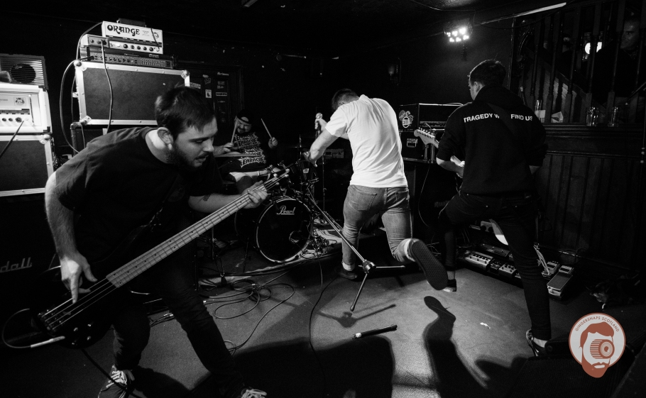 Swallows @ The Alma Inn, Bolton // photograph by Calum McMillan
