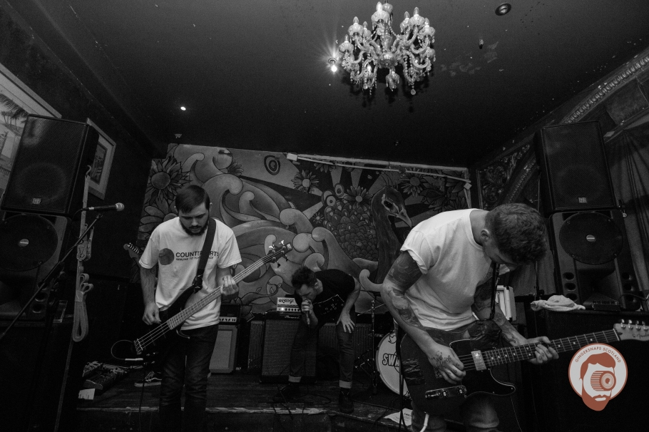 Swallows @ Santiago Bar, Leeds // photograph by Calum McMillan